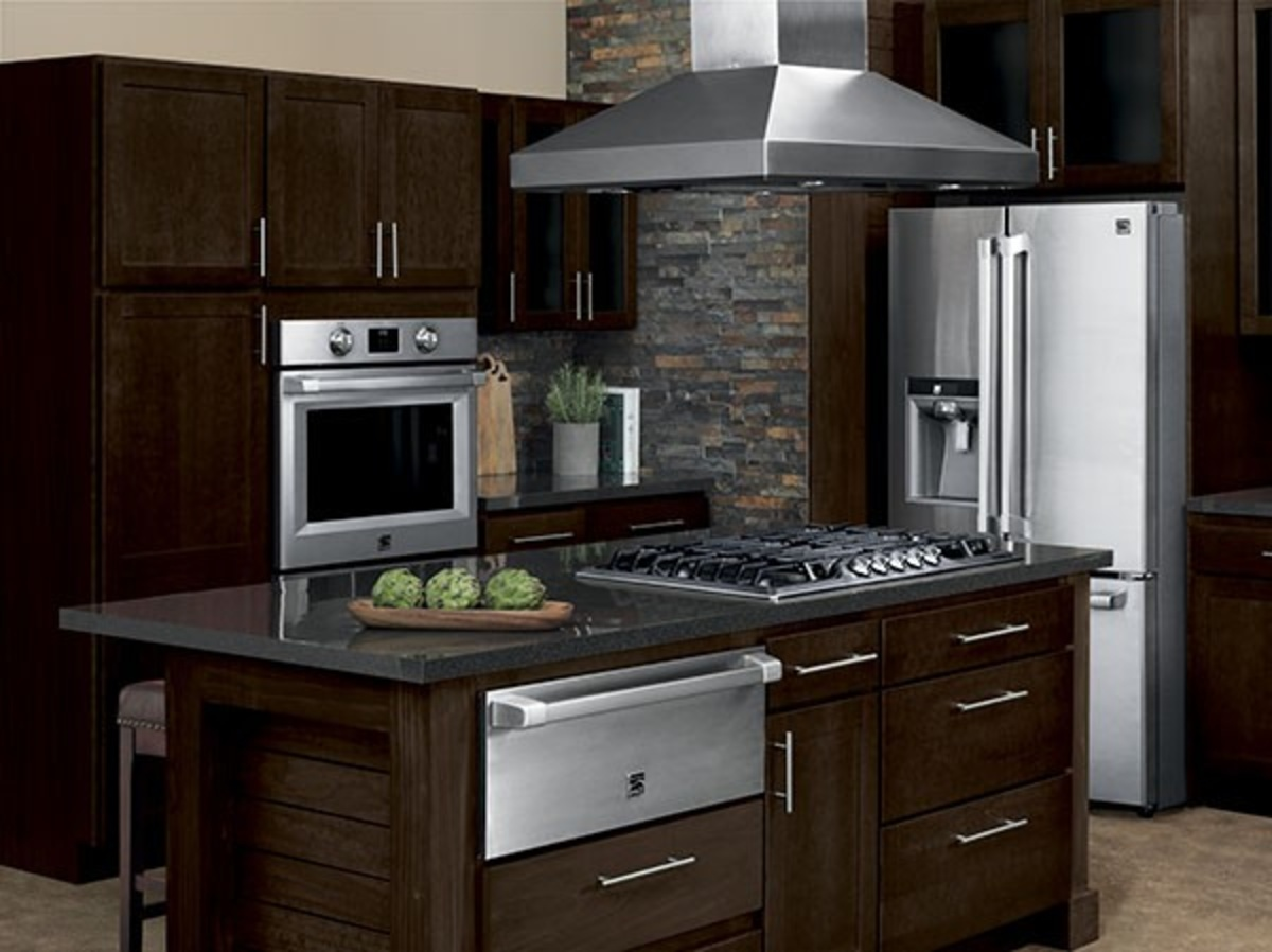 Luxury performance at an affordable price with new for Luxury appliances