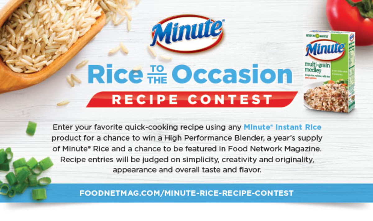 Rice to the occasion recipe contest with minute rice and food momma cuisine forumfinder Gallery