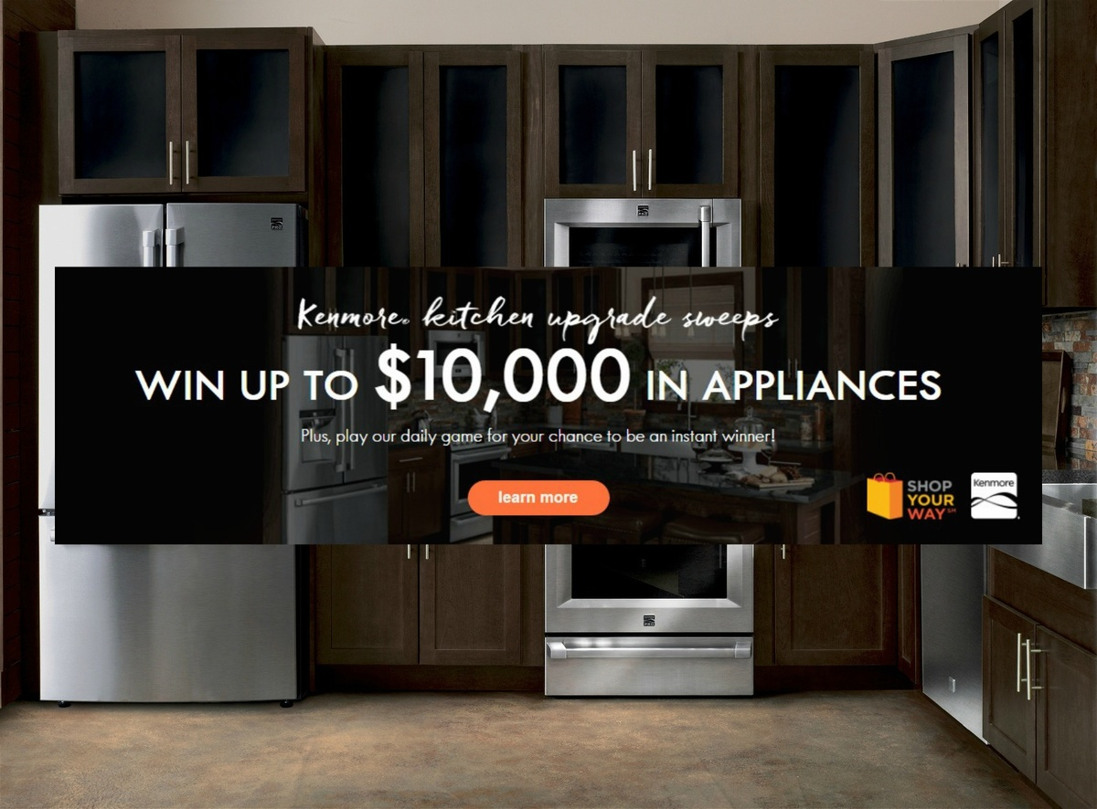 Upgrade Your Kitchen With Up To 10 000 Worth In Kenmore