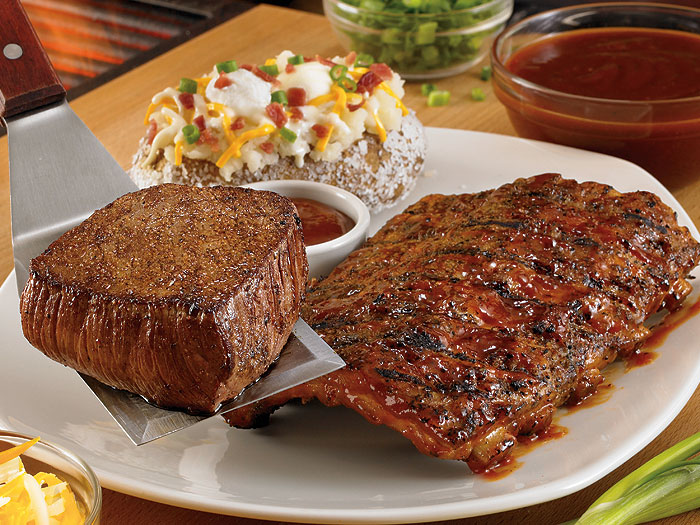 review outback steakhouse