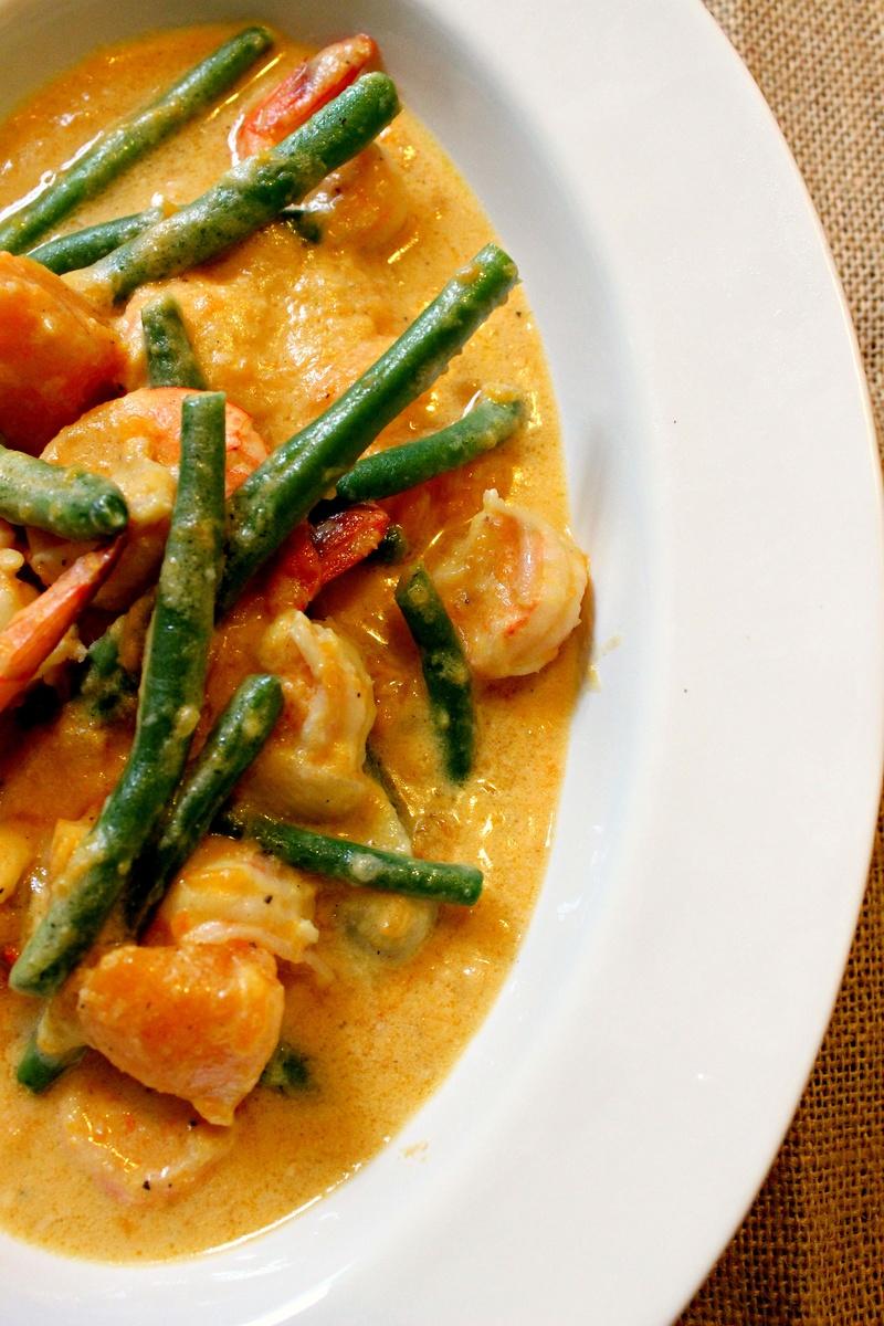 Shrimp And Calabaza Squash Coconut Milk Stew Recipes