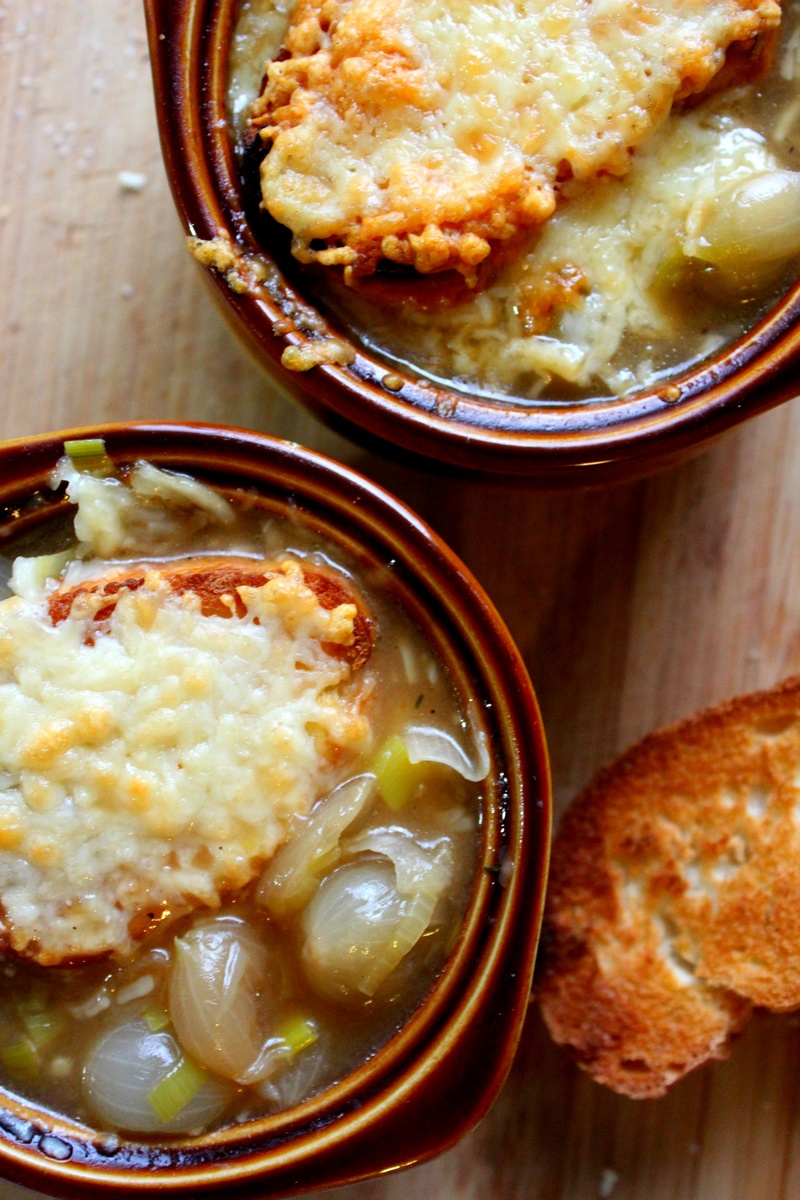 Holland Onion And Leek Soup Recipes