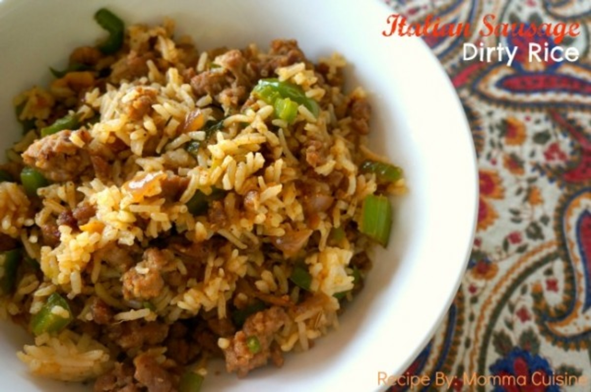 Italian Sausage Dirty Rice Recipes